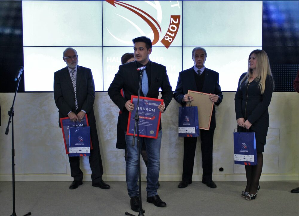 «Фармасинтез» стал победителем премии «Приоритет-2018»