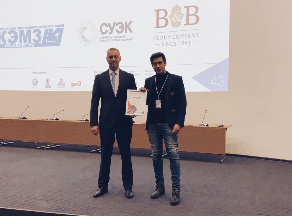 «Фармасинтез» получил общероссийскую премию в области импортозамещения «Проектный лидер»