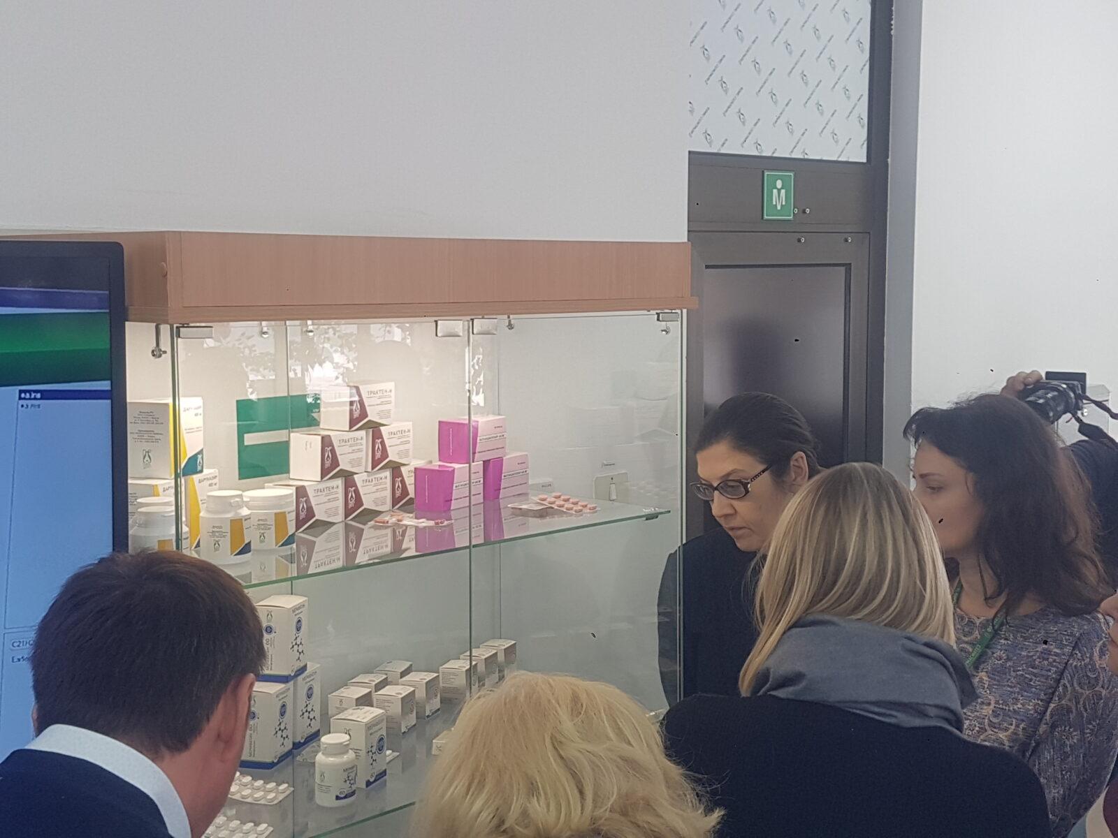 Врачи -эндокринологи посетили производственную площадку ООО «Фармасинтез – Тюмень»